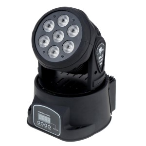 RGBW Moving Light Mini